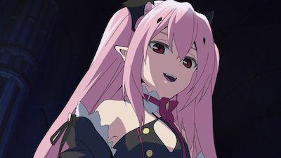 Vampire Mikaela