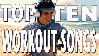 Top 10 Workout Songs (2 Guys 2 Weights)