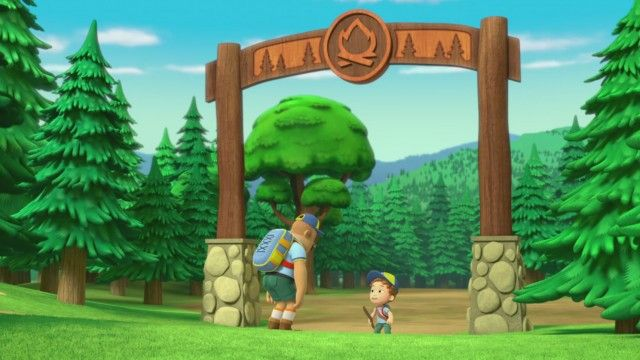 Pups Save an Adventure