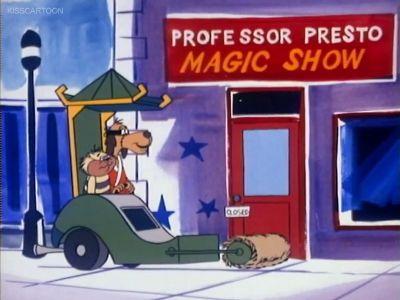 Professor Presto (The Malevolent Magician)
