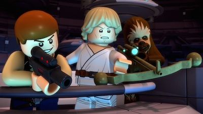 The New Yoda Chronicles: Raid on Coruscant
