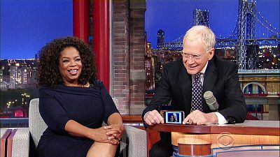 Oprah Winfrey, Norm Macdonald