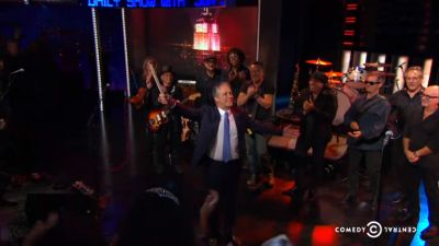 Jon Stewart's Final Episode