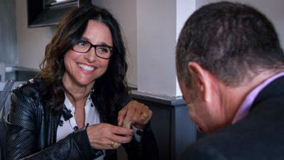 Julia Louis-Dreyfus: I'll Go If I Don't Have to Talk