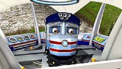 Skipper Stu & the Steam Crane