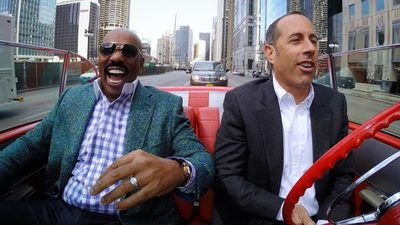 Steve Harvey: Always Do the Banana Joke First