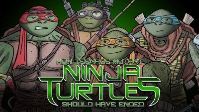 How Teenage Mutant Ninja Turtles Should Have Ended