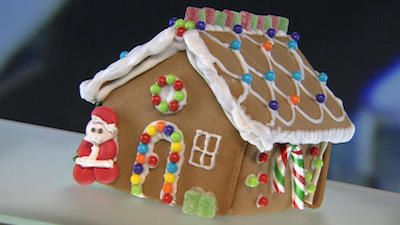 Gingerbread Houses; Livestock Trailers; Hangar Doors; Toy Figurines