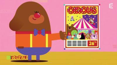 The Circus Badge