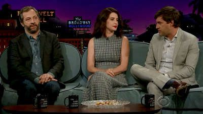 Cobie Smulders, Judd Apatow, Mark Duplass, Life of Dillon