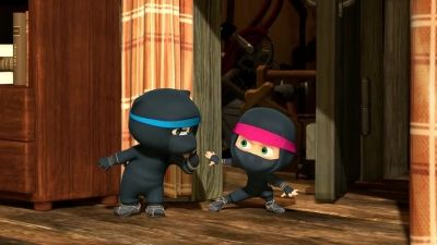 Home-Grown Ninjas