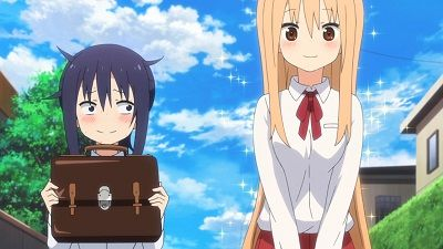Umaru and Her Student