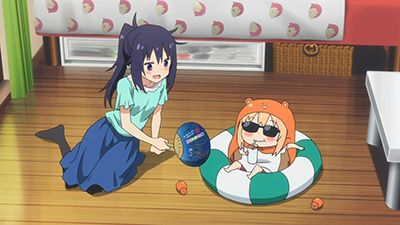 Umaru and Summer Vacation