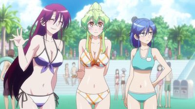 Let's Put On Our Swimsuits!