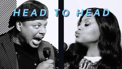 Terrence Howard vs. Taraji P. Henson (1)