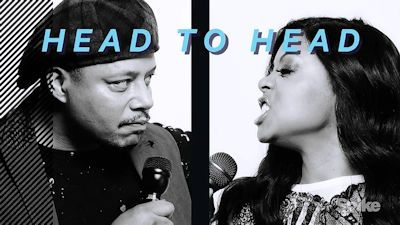Terrence Howard vs. Taraji P. Henson (2)