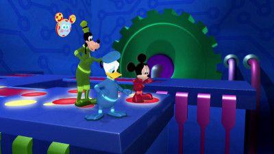 Mickey's Mousekedoer Adventure