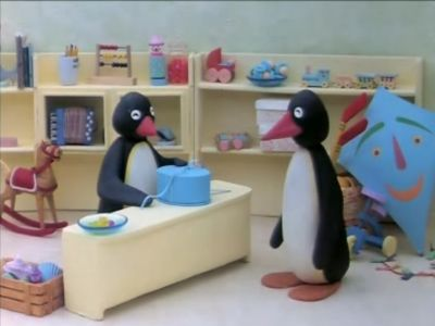 Pingu and the Gift