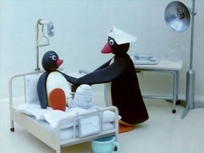 Pingu's Hospital Visit