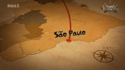 Treehouse Masters International: Brazil