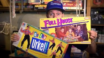 Full House & Urkel Games