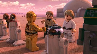Droid Tales: Mission to Mos Eisley