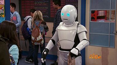 MeGo the Freakish Robot
