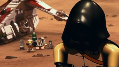 Droid Tales: Flight of the Falcon