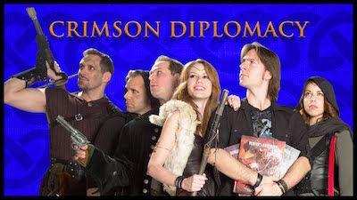 Crimson Diplomacy