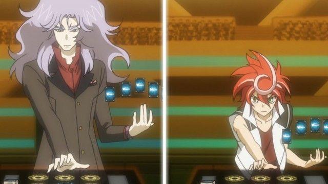 Chrono vs. Kanzaki