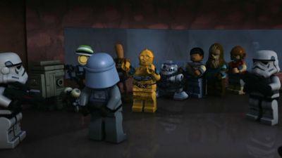 Droid Tales: Gambit on Geonosis