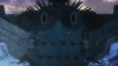 The Small Fry Who Bind Gulliver 〜Alaska Mid-Winter Environment Snow Battle II〜