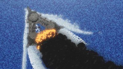 Tom Thumb Runs Through the Oil Field ~Gibraltar Passage Obstruction Battle II~