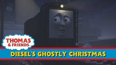 Diesel's Ghostly Christmas Part 1