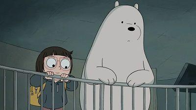 Chloe & Ice Bear