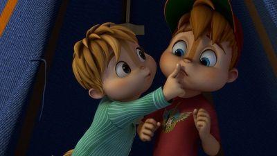 Alvin's Secret Powers