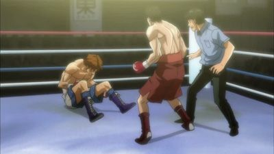 Itagaki`s Debut Fight!