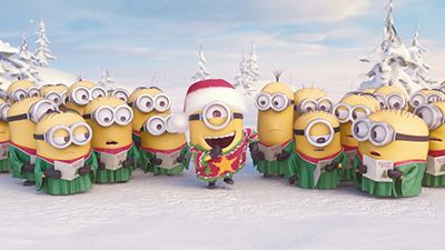 Minions Holiday Greeting