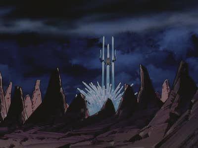 Hikaru and Lantis' Dangerous Journey