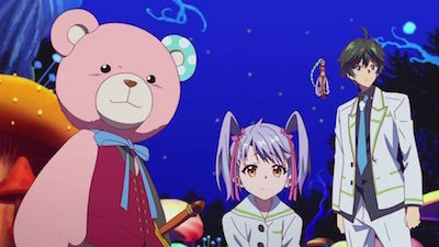 Kurumi and the Teddy Bear Kingdom