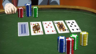Poker Face of Erasure