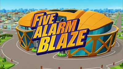 Five Alarm Blaze