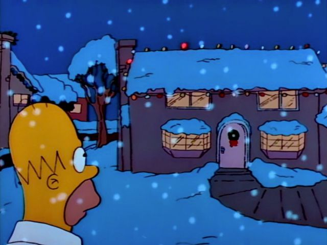 Simpsons Roasting on an Open Fire