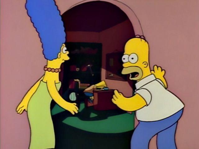Bart Gets an F