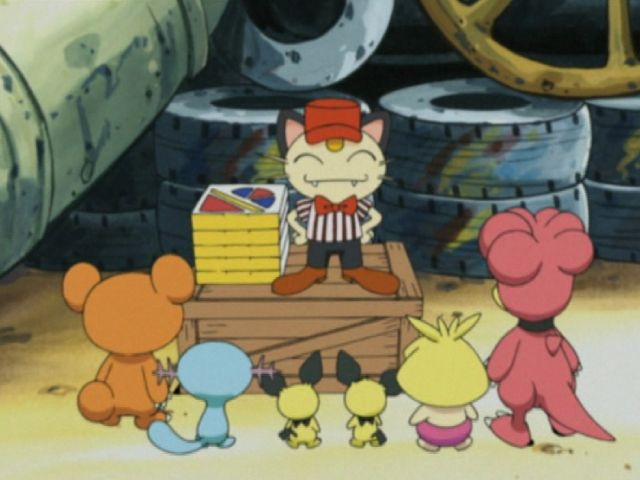 Of Meowth and Pokémon (Part 2): Meowth with a Part-Time Job!?