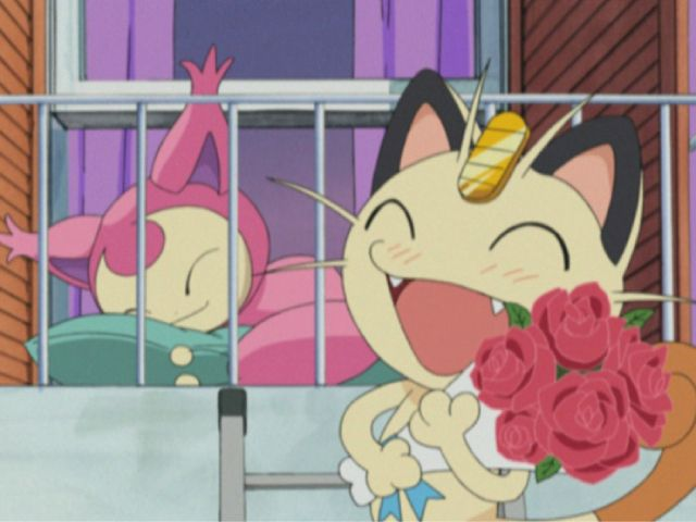 Big Meowth, Little Dreams (Part 2): Azurill the Neice is a Great Nuisance?