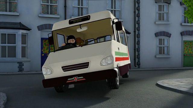 Bus Trouble