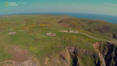 Hitler's Island Megafortress
