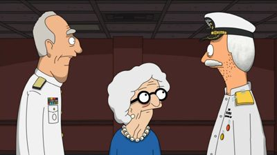 Secret Admiral-irer