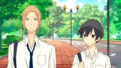Tanaka-kun's Day